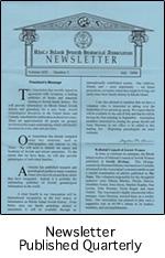 Newsletter Published Quarterly